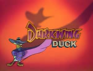 Back in Toons: Darkwing Duck