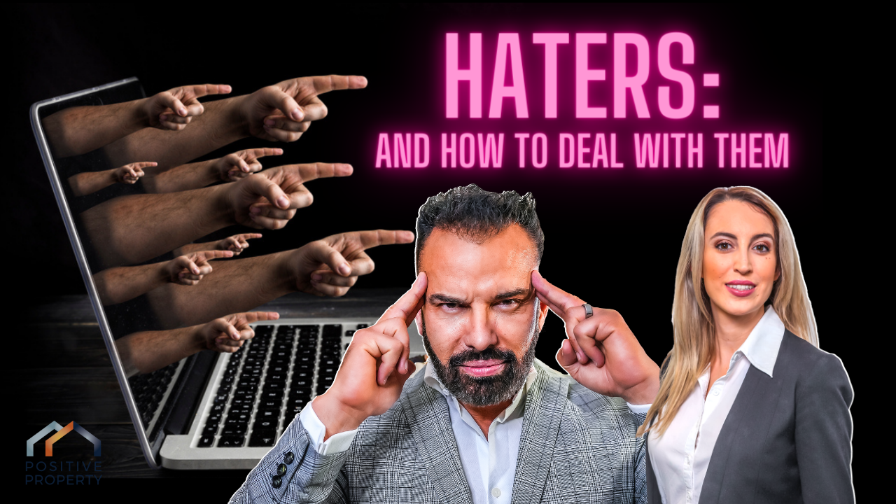 We Respond to our Haters show art