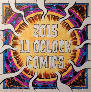 11 O'Clock Comics Episode 378