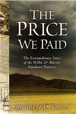 The Price We Paid - with Andrew D. Olsen