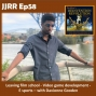 Artwork for JJRR 58 Leaving film school - Video game development - E sports - with Davionne Gooden