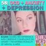 Artwork for 58. OCD + Depression