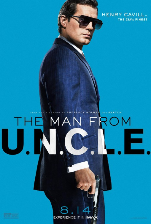 The Man from U.N.C.L.E. / TV to Film Adaptations