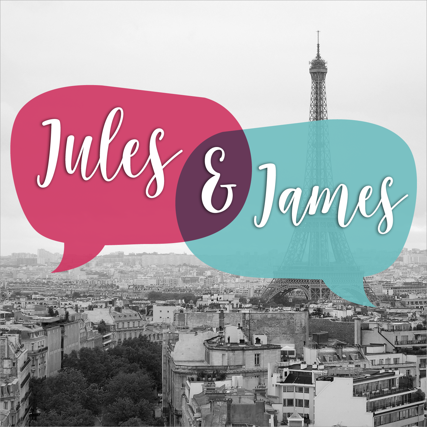 Jules and James show art