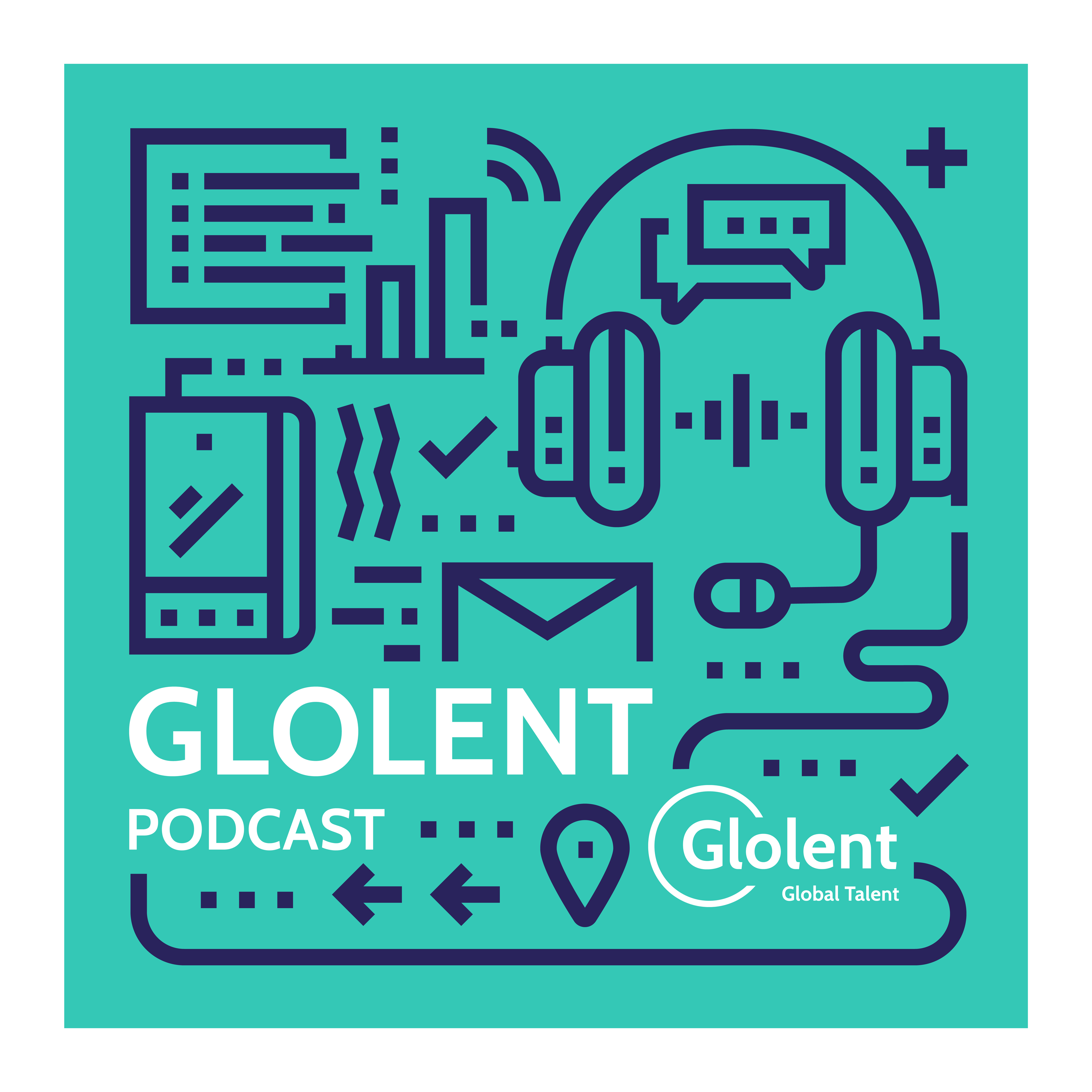 Glolent Podcast - Freelancing and Remote Work in Practice