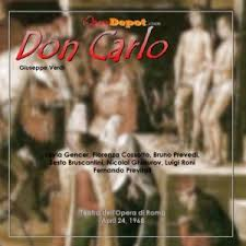 Don Carlo 1968 from Rome-Part One