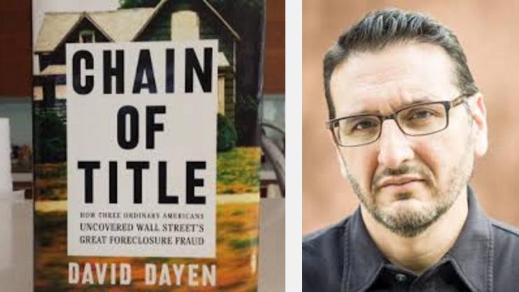 David Dayen on