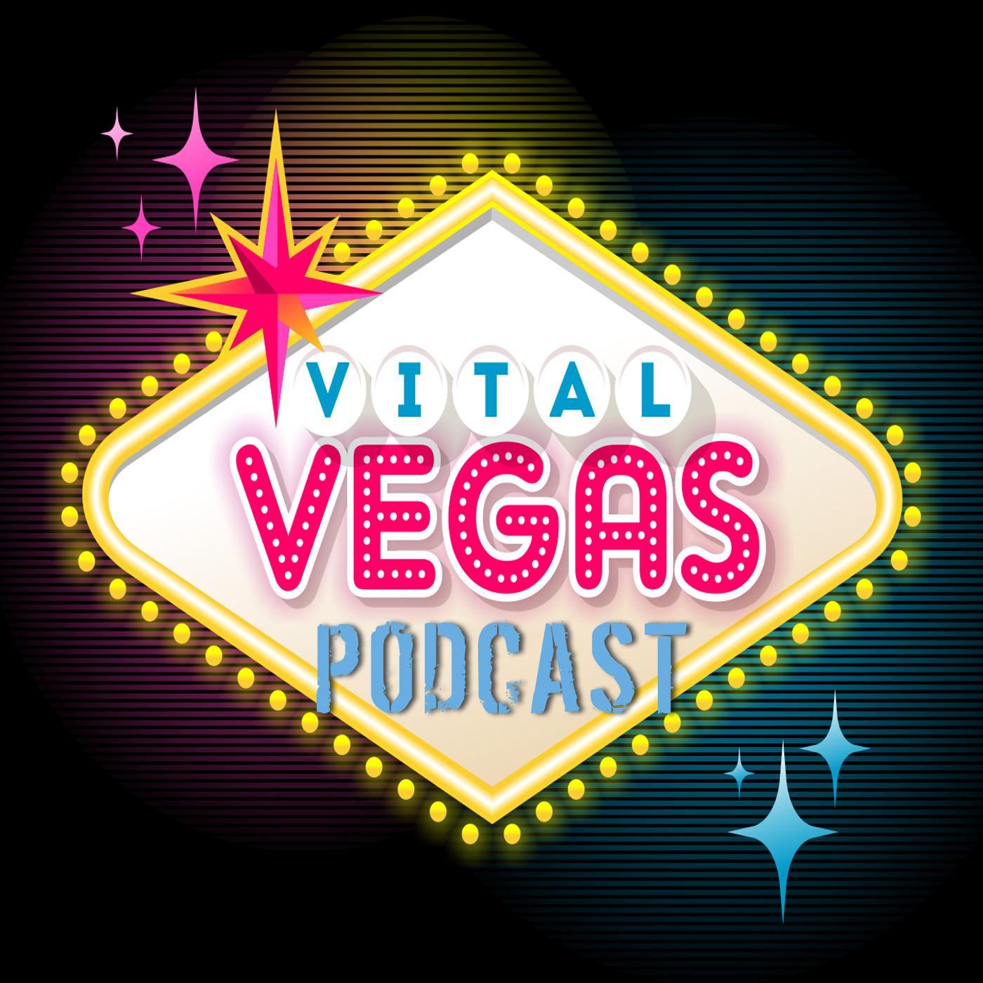 Vital Vegas Podcast show art