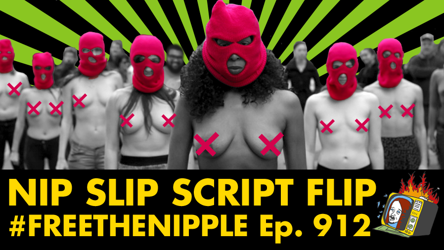 #FREETHENIPPLE w/ David Rey Martinez - Ep. 912 (FEMINISM, BREASTS, MILEY CYRUS)
