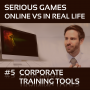 Artwork for Serious Games Online versus Offline - What's different?