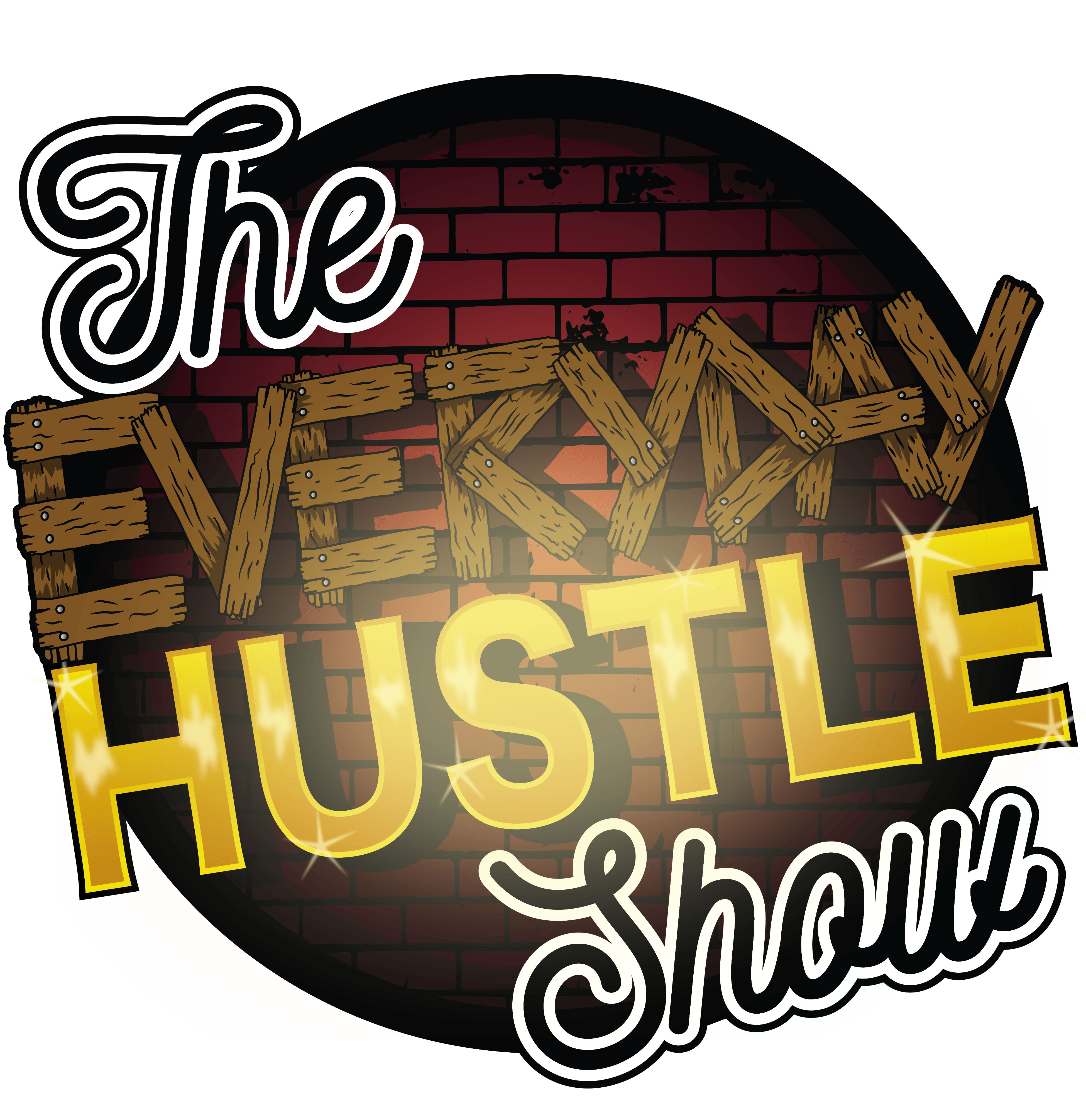 The Everyday Hustle Show show art