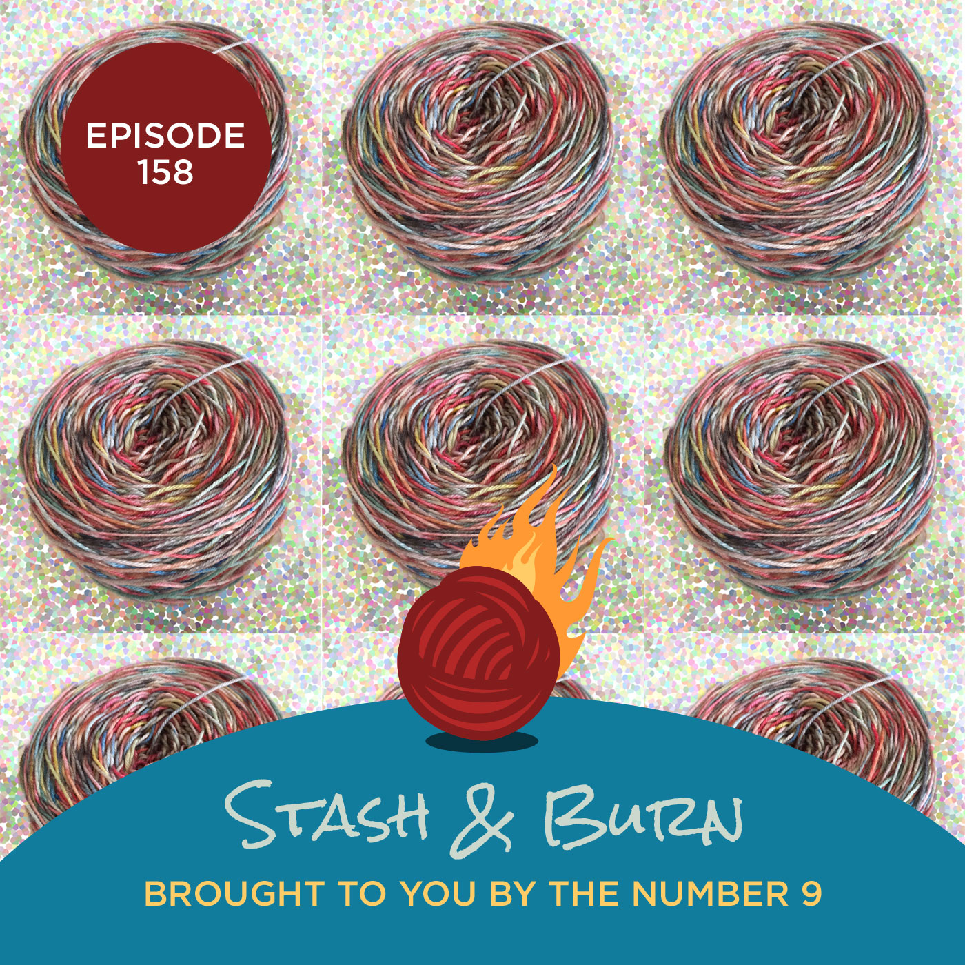 Episode 158: Brought to You By the Number 9