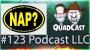 Artwork for Podcasting Profits, Irish Steroetypes w/ @NAPodcastUSA QuadCast #123