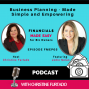 Artwork for FMEP05 - Business Planning – Made Simple and Empowering With Jodie Nolan