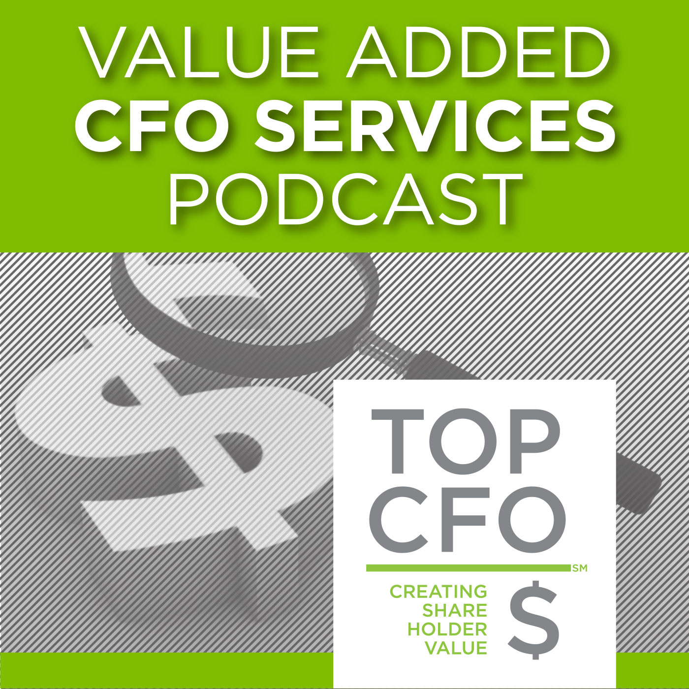 Value Added CFO Services Podcast show art