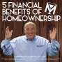 Artwork for 5 Financial Reasons for Homeownership