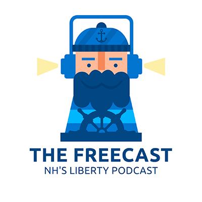 The Freecast show art