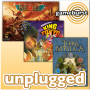 Artwork for GameBurst  Unplugged - Top 5 played games 2013