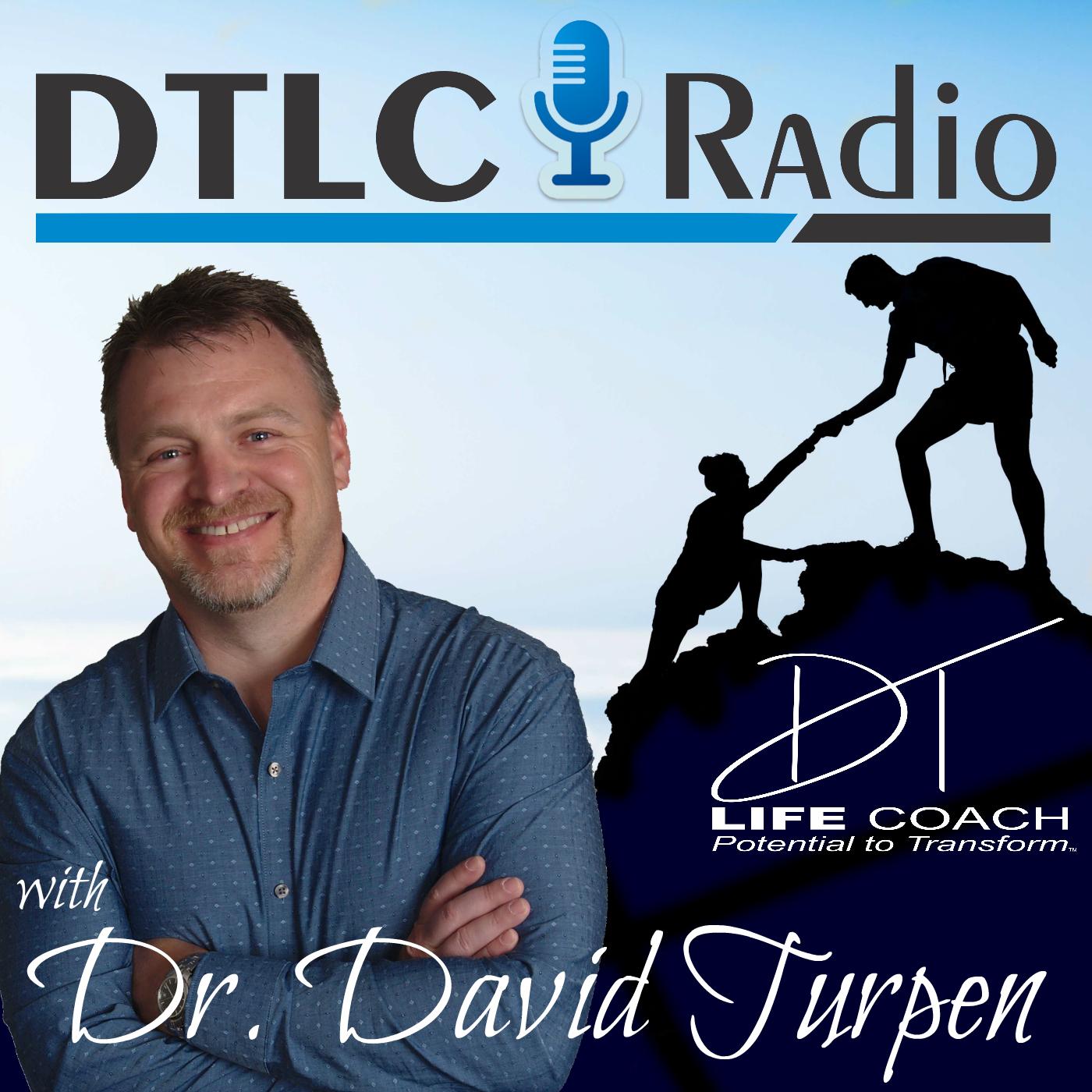 DTLC Radio show art