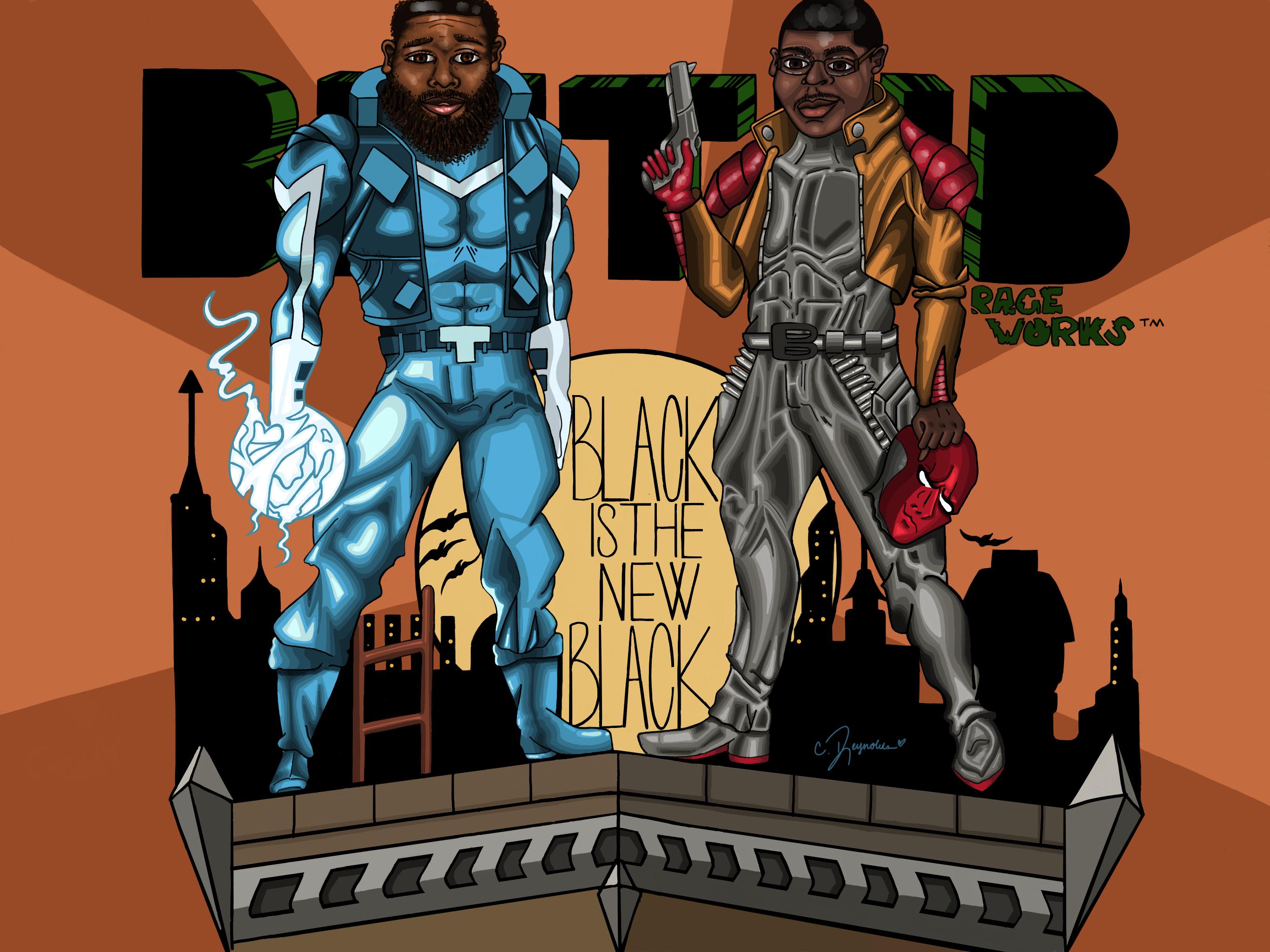 Artwork for Black is the New Black-Episode 60
