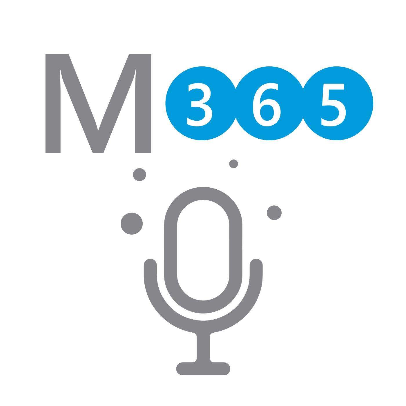 Macias365's podcast show art