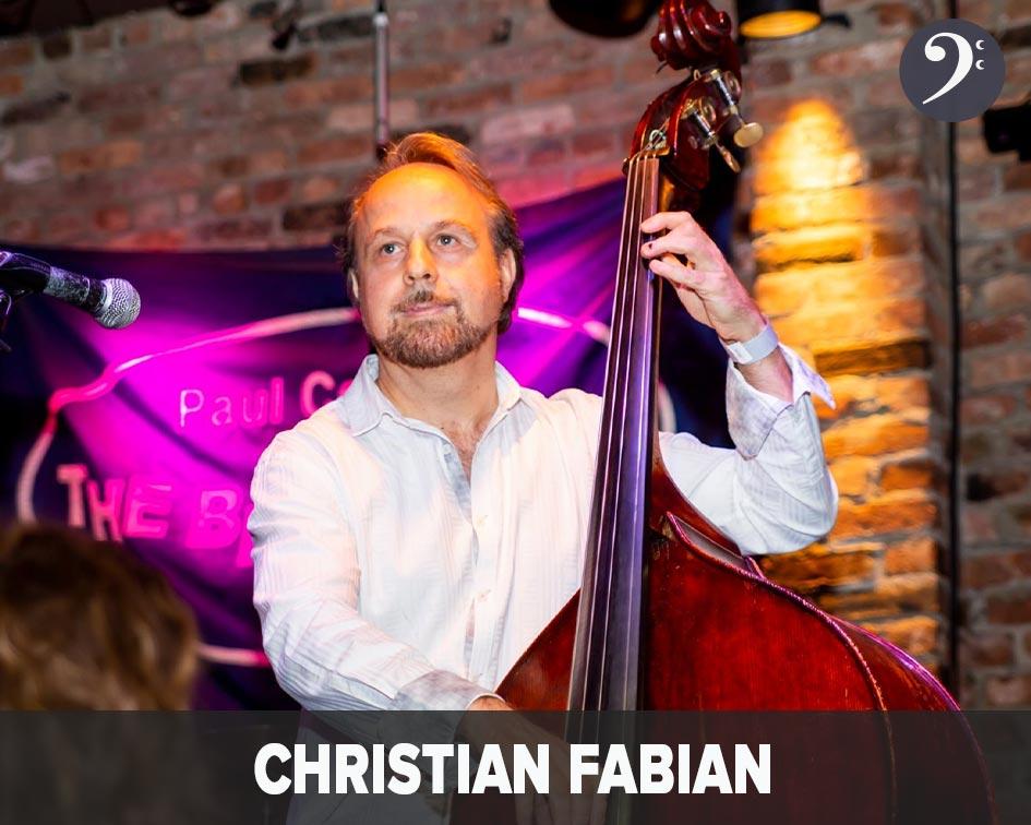 836: Christian Fabian catch-up