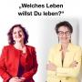 """Artwork for Folge 96: """"Welches Leben willst Du leben?"""" – Ulrike Aichhorn, MAS, MTD, CSP, Visionärin, Strategin und Managementberaterin"""