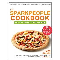 SparkPeople Cookbook Author Chef Meg Galvin