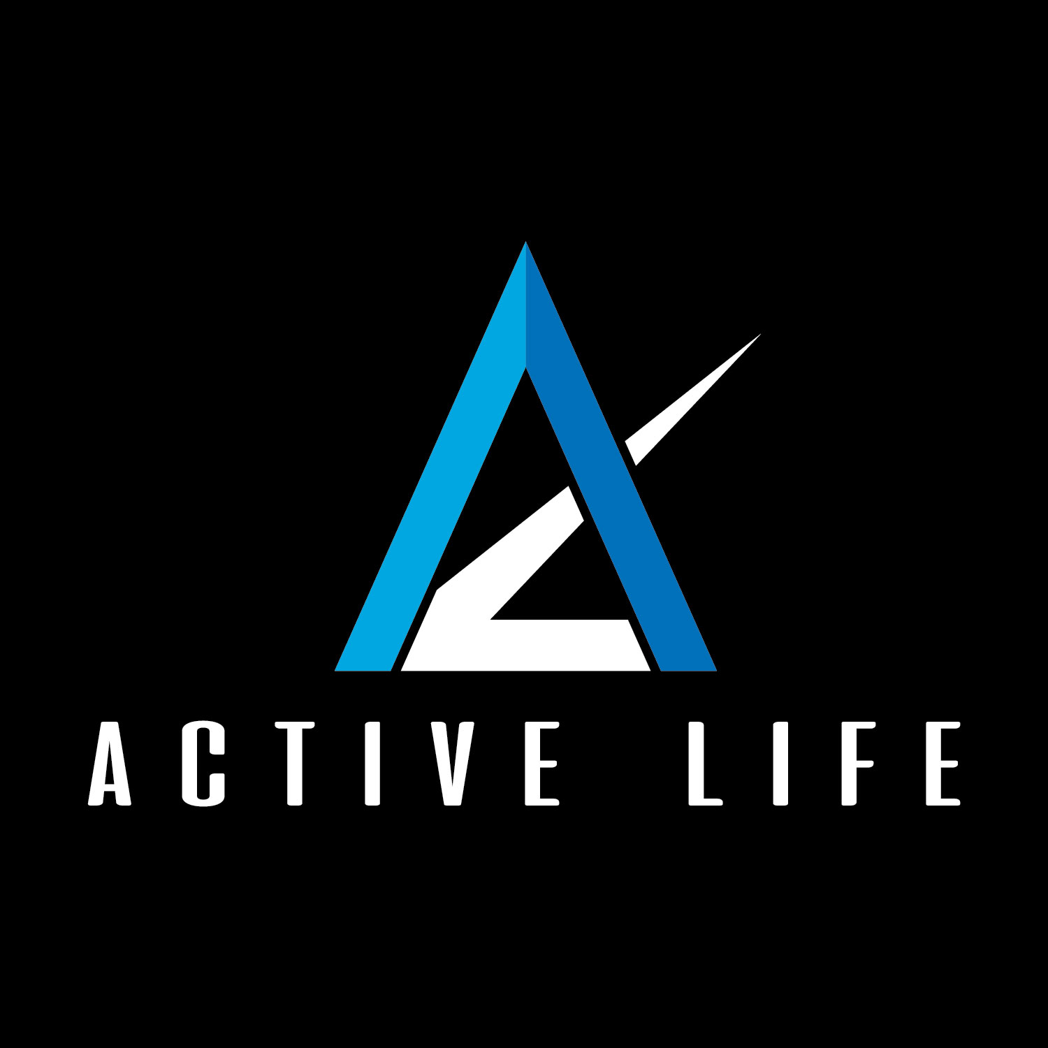 The Active Life Podcast show art