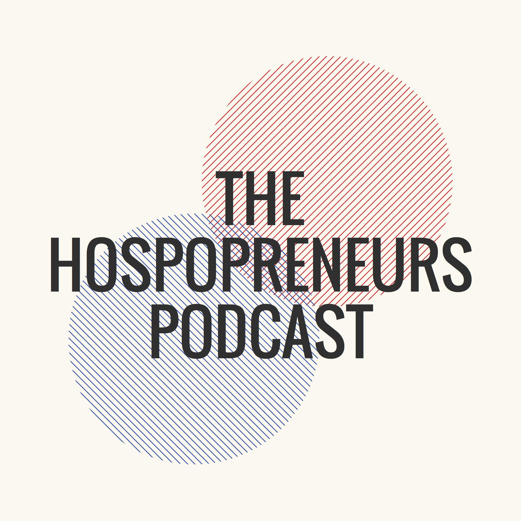 The Hospopreneurs Podcast show art
