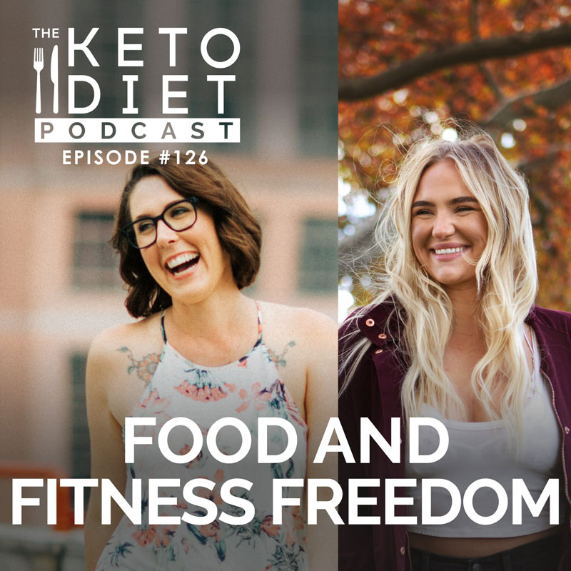 #126 Food and Fitness Freedom with Mik Zazon