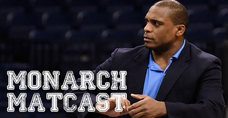 Artwork for ODU20: Associate Head Coach Mike Dixon recaps the NWCA Convention and breaks down topics relevant to ODU wrestling