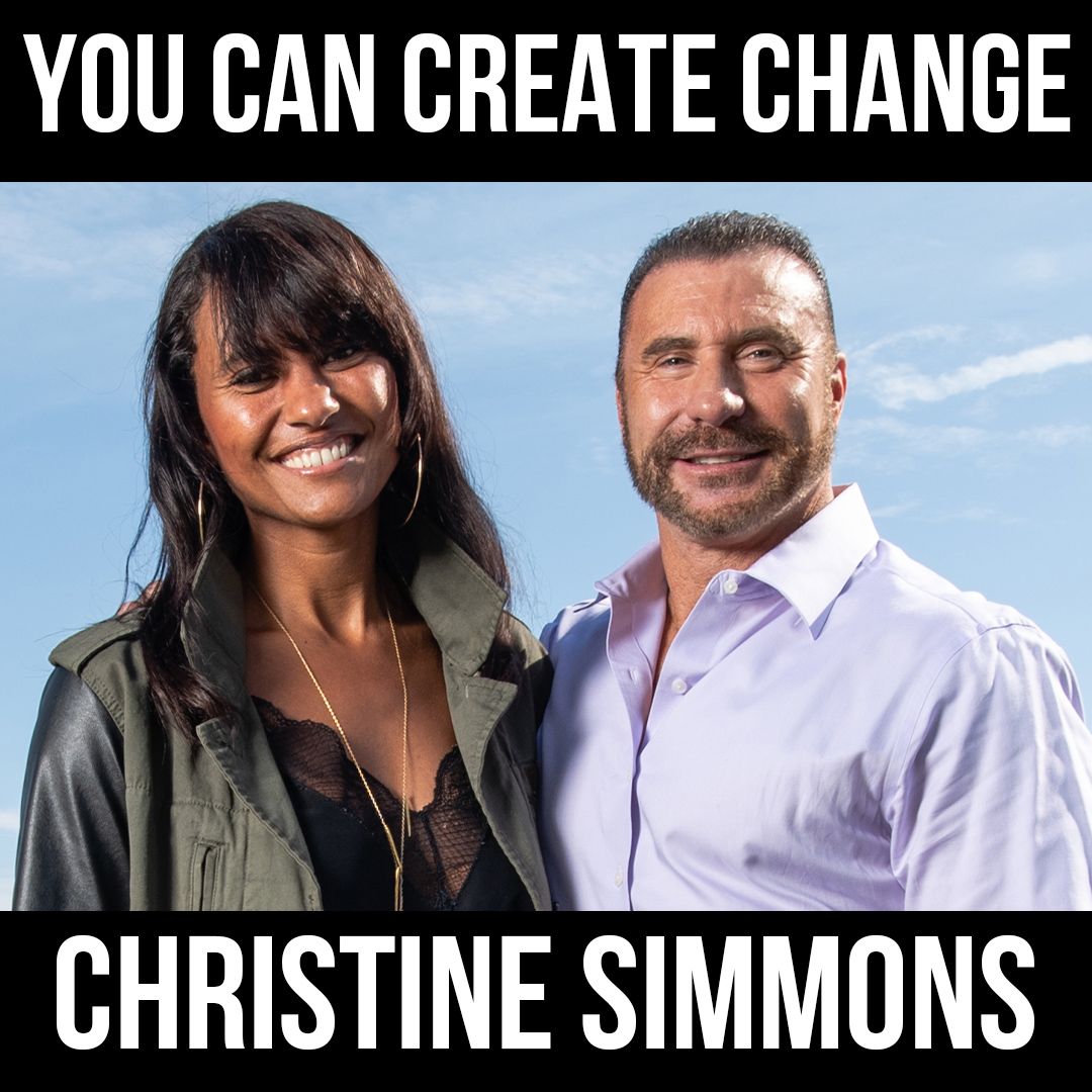 You Can Create Change w/ Christine Simmons