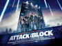 """Artwork for """"Attack the Block"""" an audio review by Alan Jacobson"""