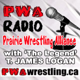 PWA Radio E1 - Prairie Wrestling Alliance