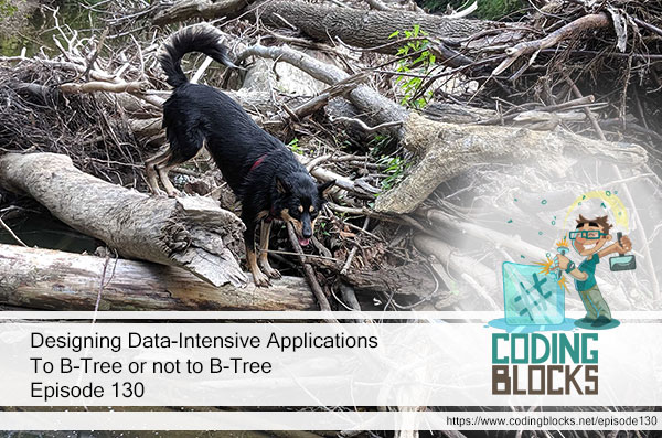 Designing Data-Intensive Applications - To B-Tree or not to B-Tree