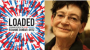 Artwork for Roxanne Dunbar-Ortiz on her new book, 'Loaded'