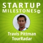 Artwork for How to get top advisors; why you shouldn't boostrap too long - with Travis Pittman, TourRadar Cofounder&CEO