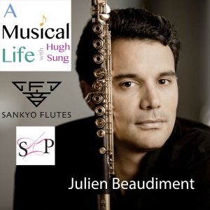 Julien Beaudiment, French Flautist