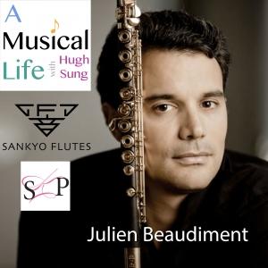 Julien Beaudiment, French Flautist