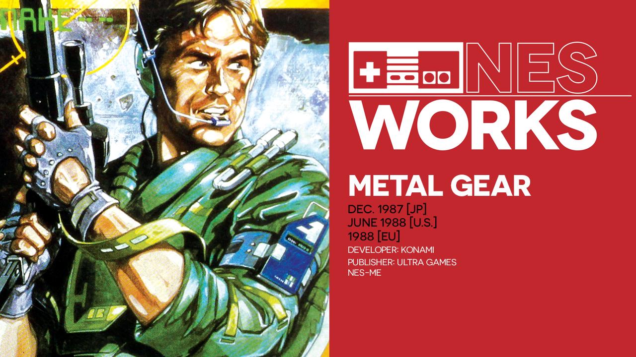 NES Works #080: Metal Gear