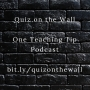 Artwork for Episode 204 - Quiz on the Wall
