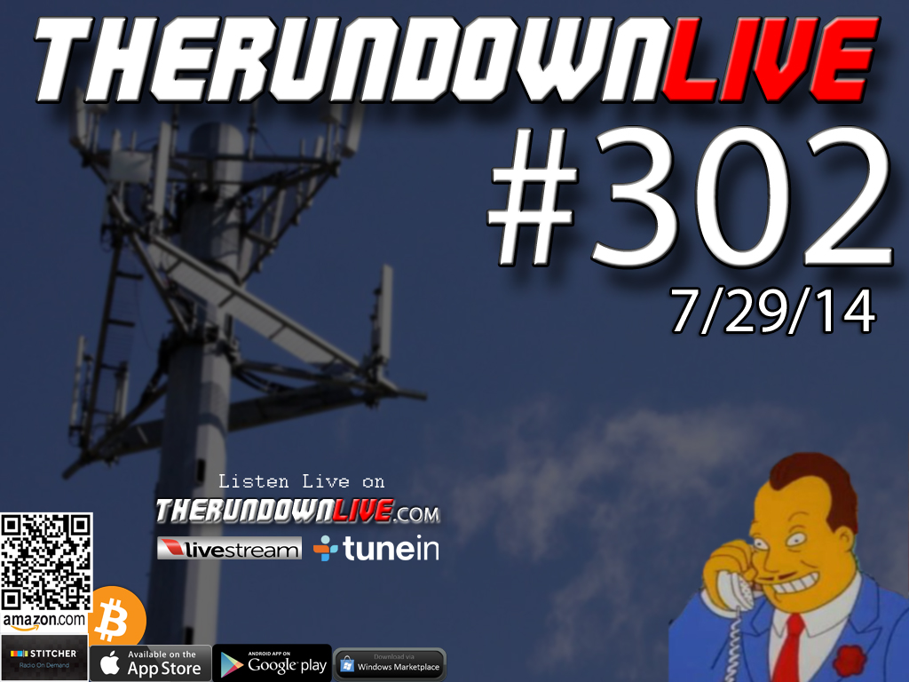 The Rundown Live #302 Open Lines (Government,Tower Dump,Ventura Lawsuit)