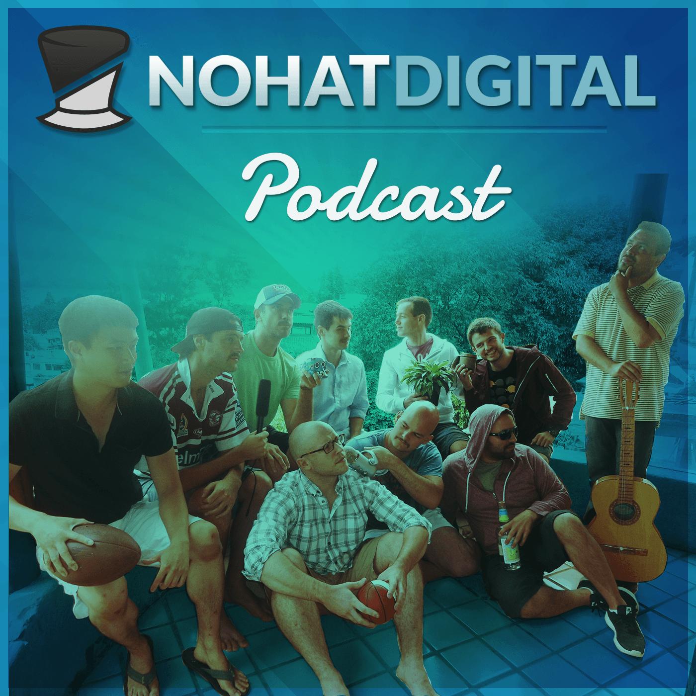 NoHatDigital Podcast: Online Business I SEO I Entrepreneurship I Online Marketing logo