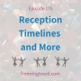 Artwork for #175 - Reception Timelines and More