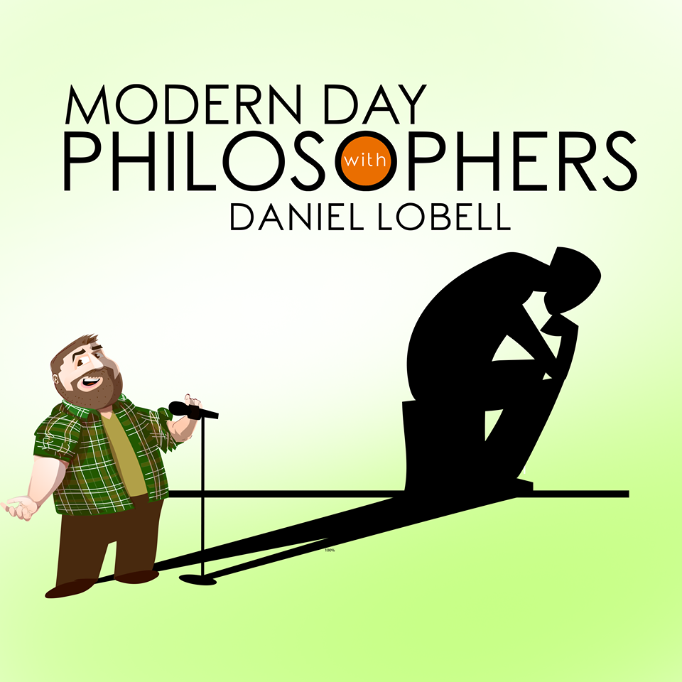 Modern Day Philosophers with Daniel Lobell logo