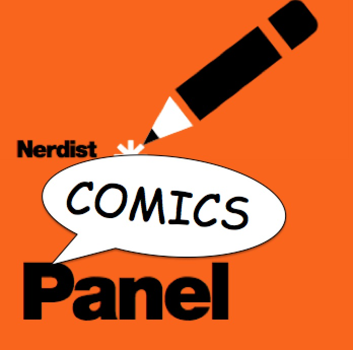 """Artwork for """"Funny Pages"""" Panel from SDCC"""