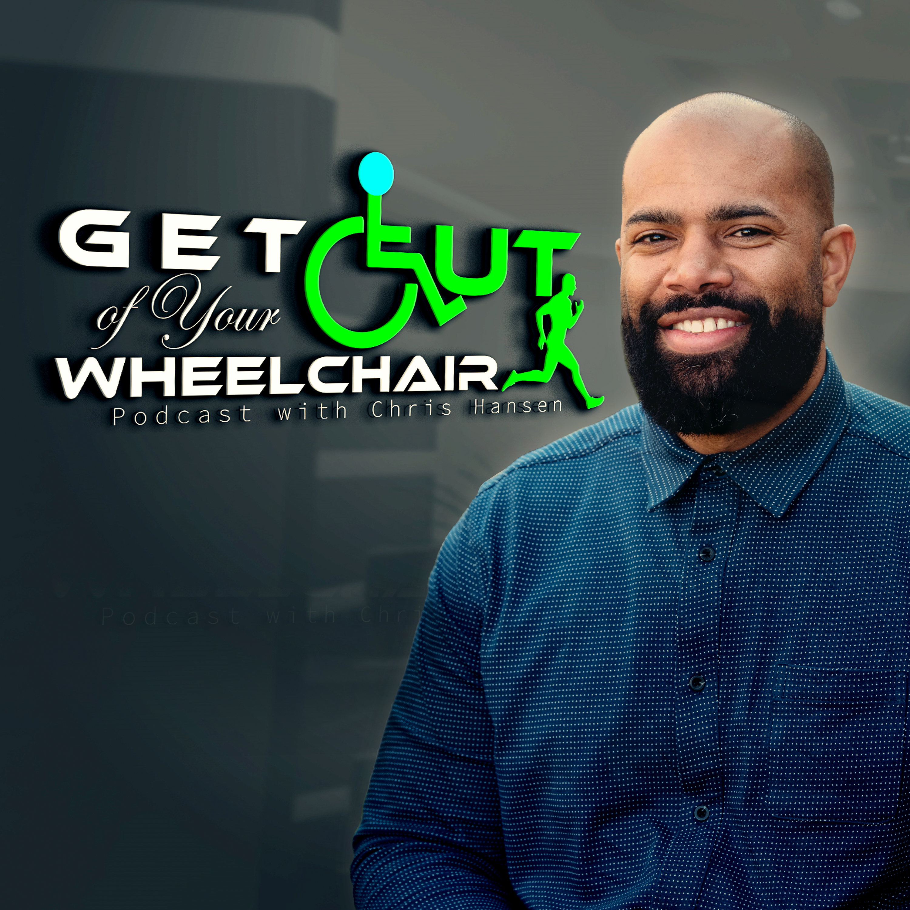 Get Out of Your Wheelchair show art