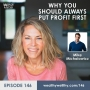 Artwork for 146 - Why You Should Always Put Profit First With Mike Michalowicz