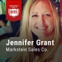 Artwork for Ep. 004: Jennifer Grant, Markstein Sales Co.